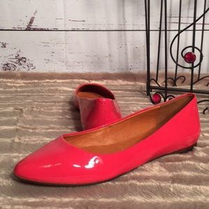 Madewell NWT Skimmer Flats Style 65417 Size 7
